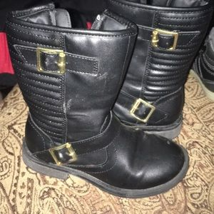 Girl boots size 11
